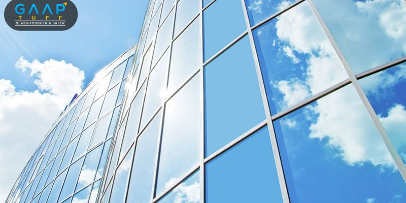 Building image with Insulated Glass