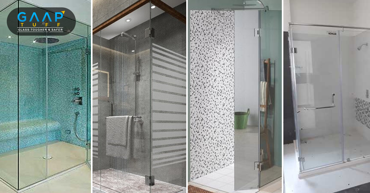 Shower Cubicles in Multiple Designs