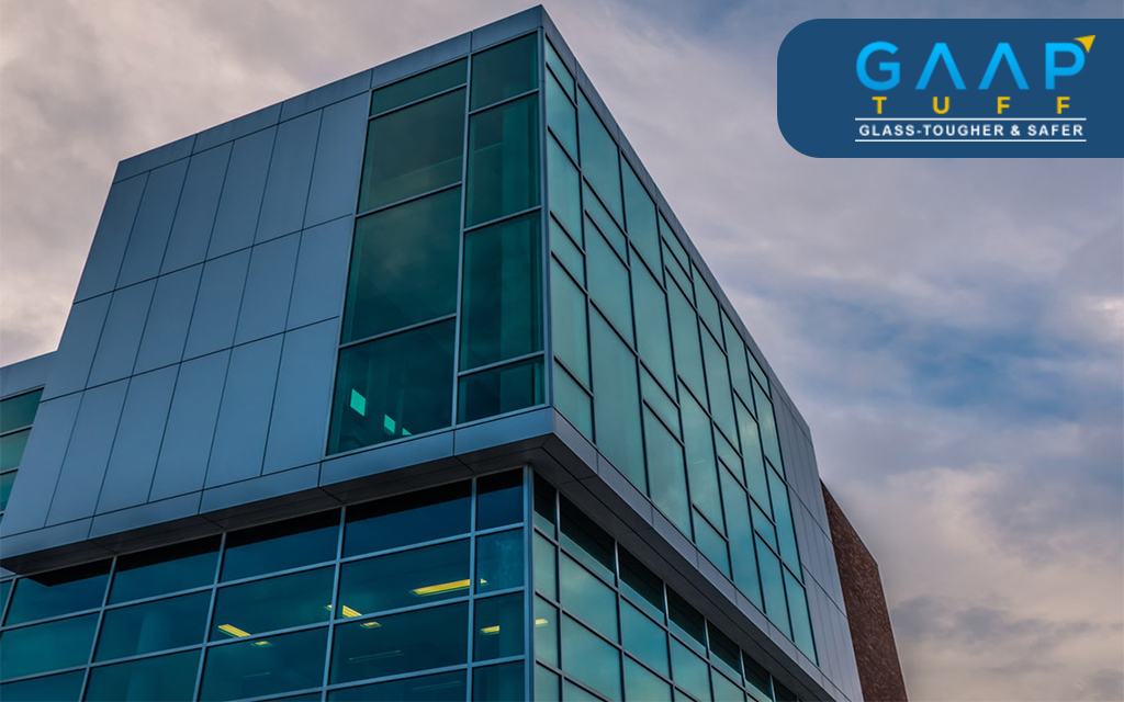 Residential and Commercial Glass Facade